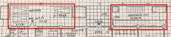 配置図兼1階-駐車場